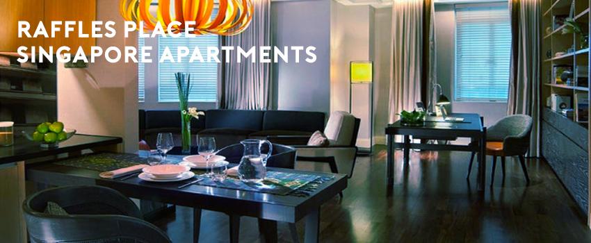 Ascott Raffles Place Singapore Apartments