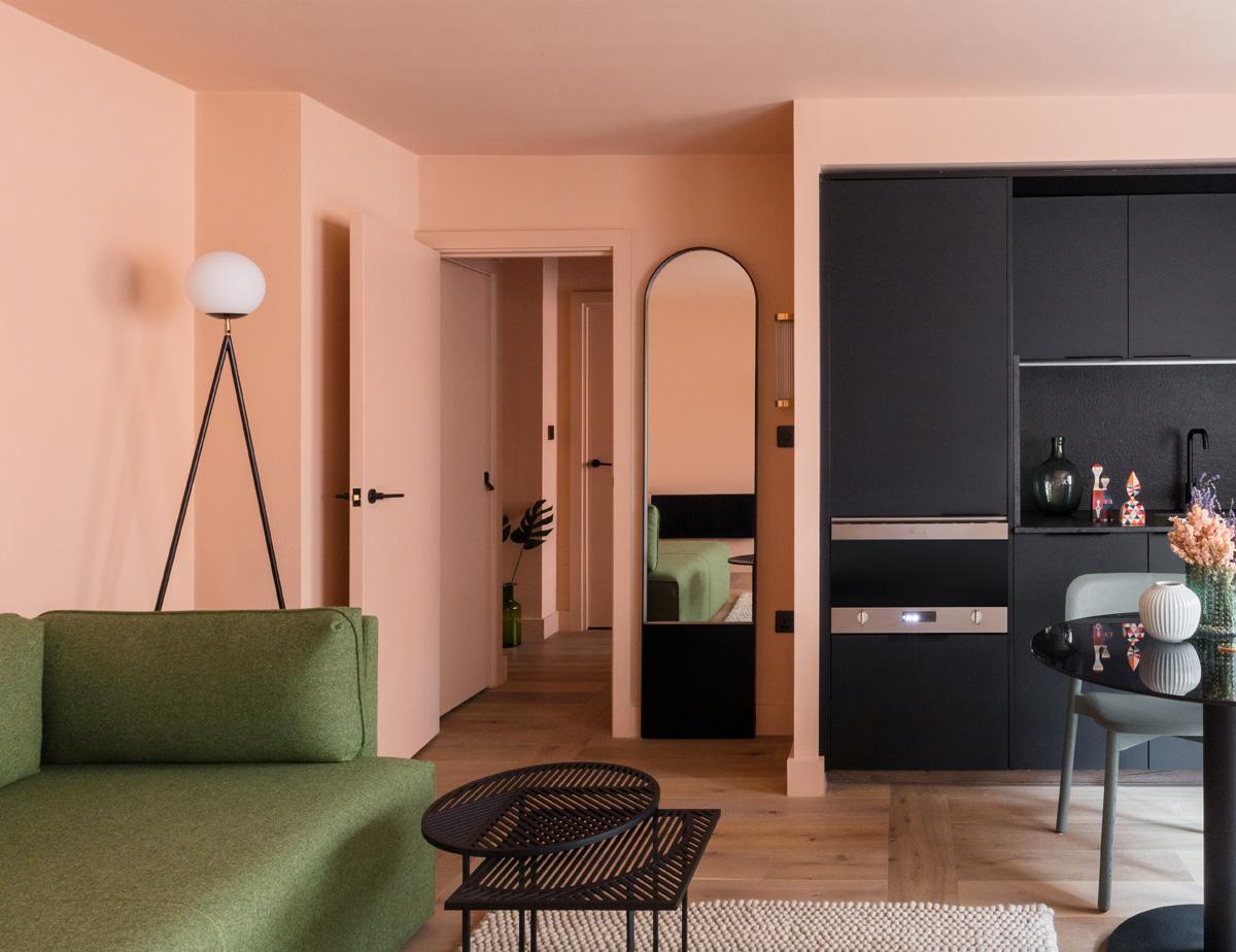 Whitworth Locke One Bedroom Suite 2018 1