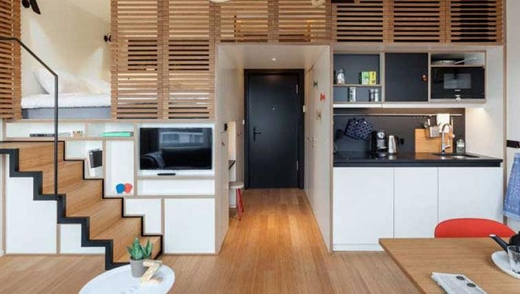 Innovative living at the Zoku Amsterdam Apartments