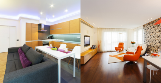 What Is The Difference Between A Studio And One Bedroom Apartment