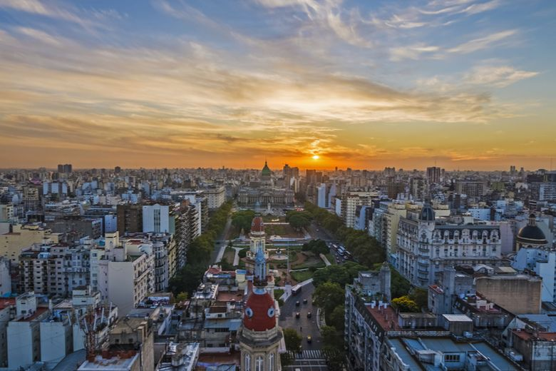 Argentina's capital city Buenos Aires