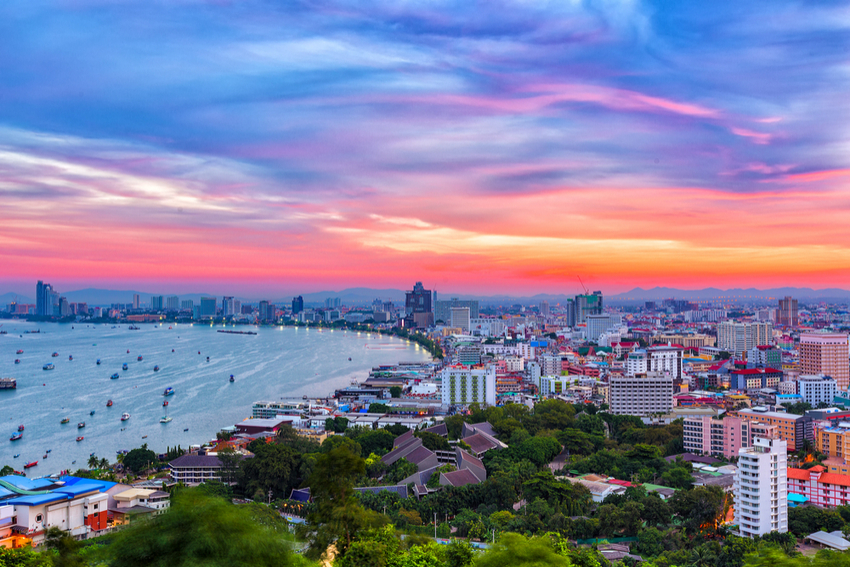 Photograph of Pattaya