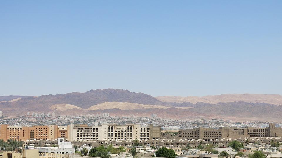 Photograph of Aqaba
