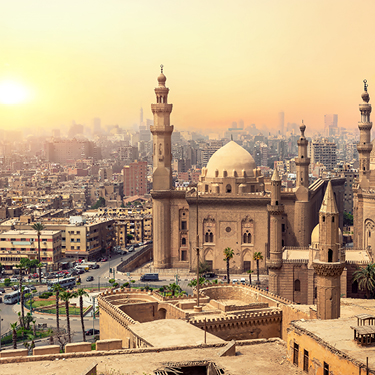 Photograph of Cairo