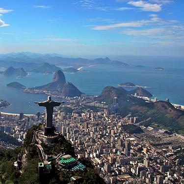 Photograph of Rio de Janeiro