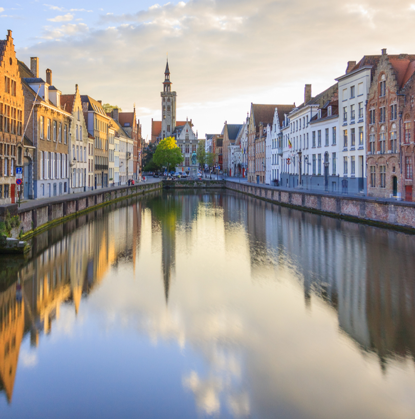 Photograph of Bruges