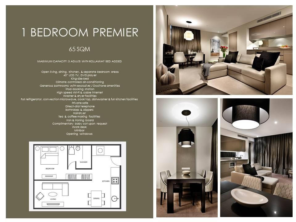 Floorplan 2 at  Fraser Suites Perth