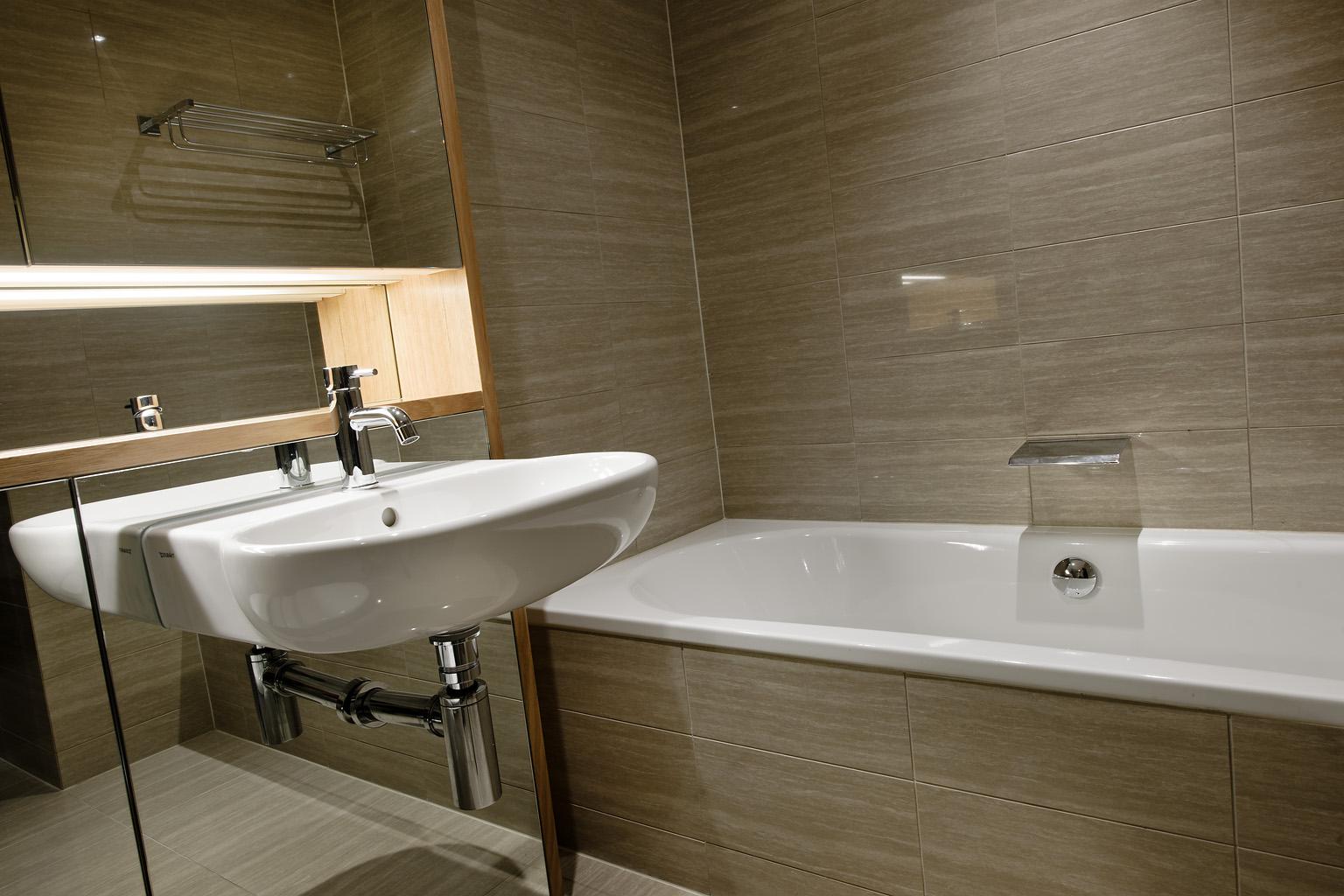 Bath at Fraser Suites Perth