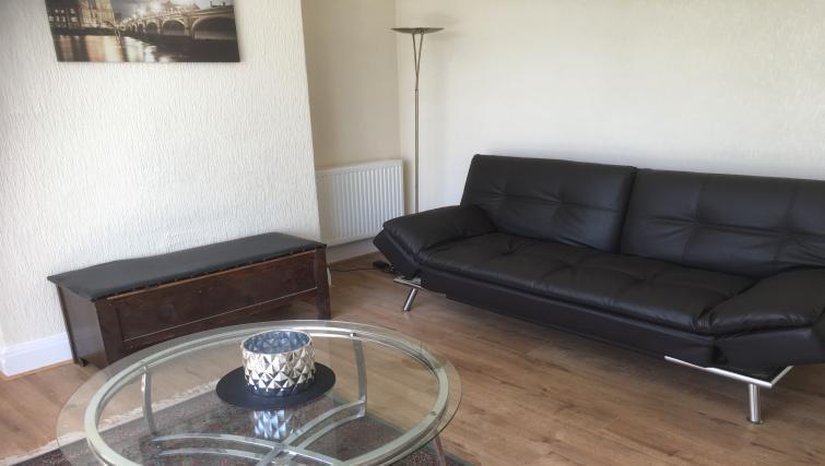 Living area at Winckley 33 Apartment