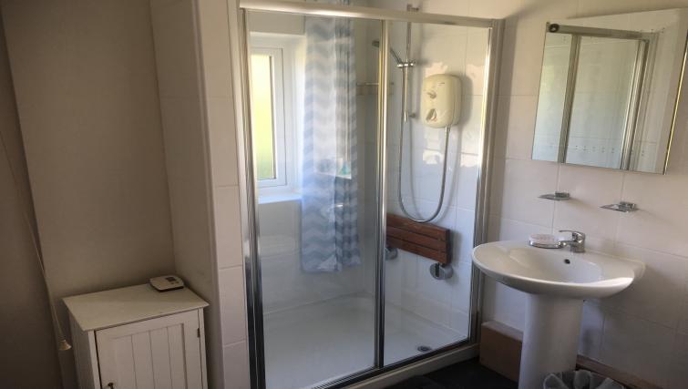 Bathroom at Winckley 33 Apartment