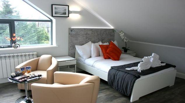 Comfortable studio apartment at Westciti Caroco Aparthotel