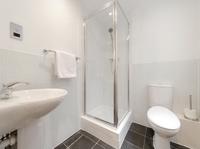 Bathroom at Watling Street Apartments