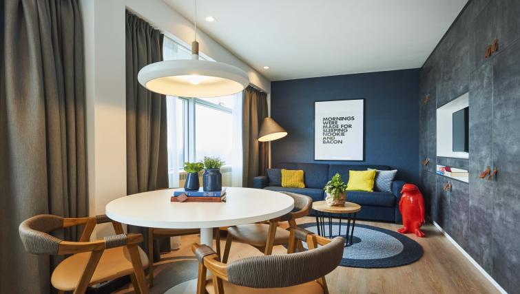 Stylish suite at Cityden Up Apartments, Amsterdam