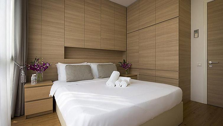 Bedroom at Oxley Thanksgiving Residence, Singapore