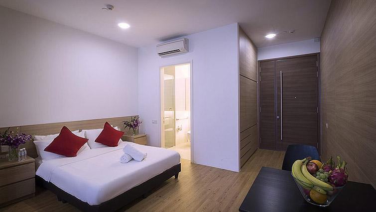 Studio room at Oxley Thanksgiving Residence, Singapore
