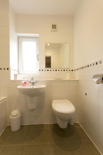 WC in Wellgreen Gate