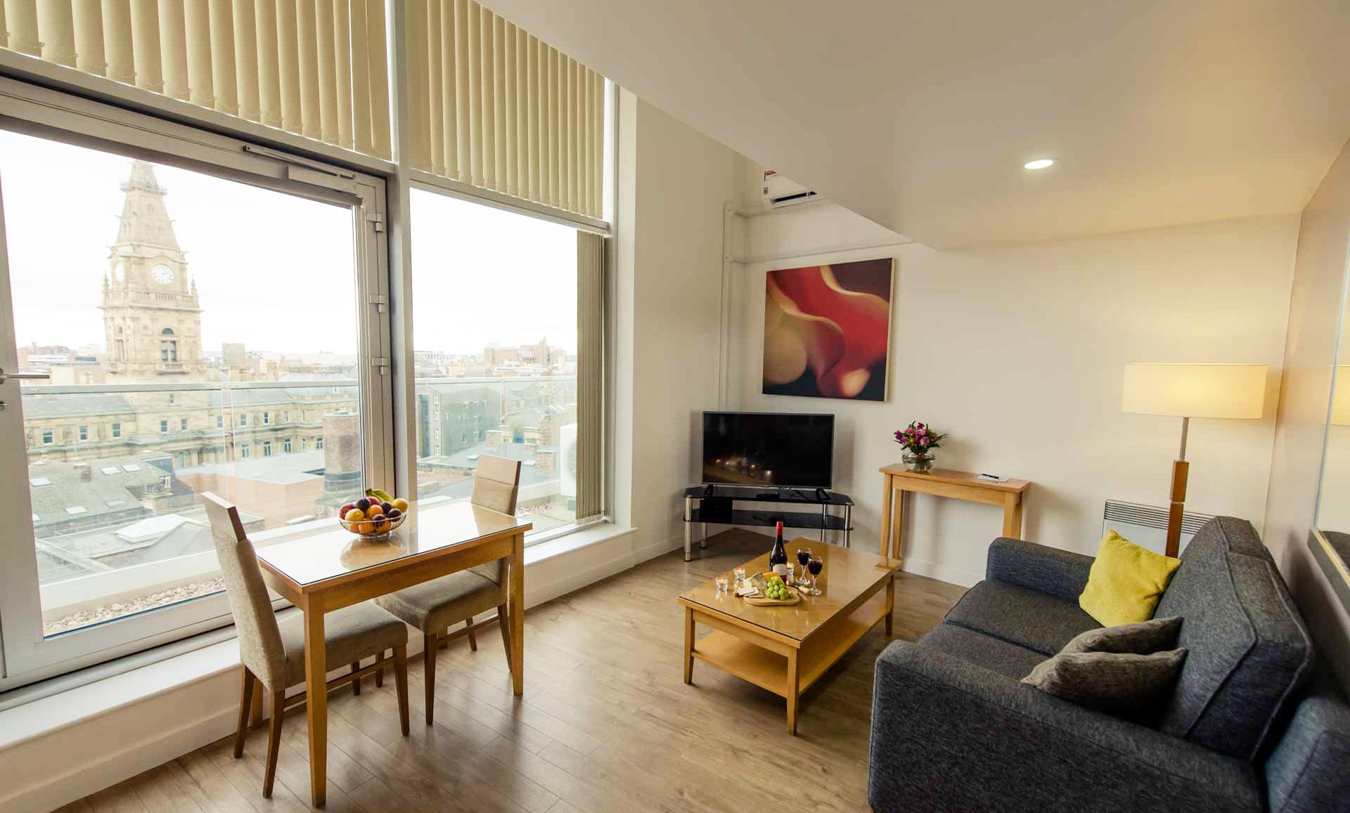 View at Premier Suites Liverpool