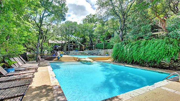 Swimming pool at Windsor at Barton Creek