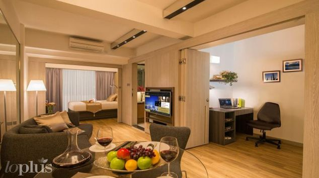 Ideal apartment at Hennessy Apartments