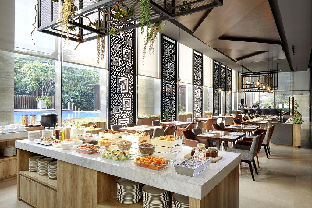 Bistro at Fraser Residence Menteng Jakarta, Centre, Jakarta