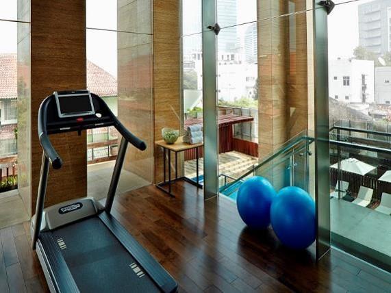 Gym at Fraser Residence Menteng Jakarta, Centre, Jakarta