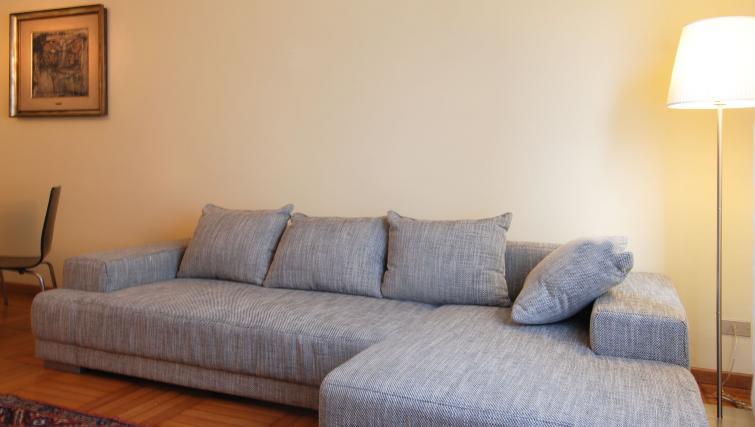 Sofa at Domenichino Apartment
