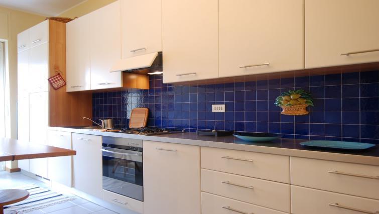 Kitchen at Domenichino Apartment