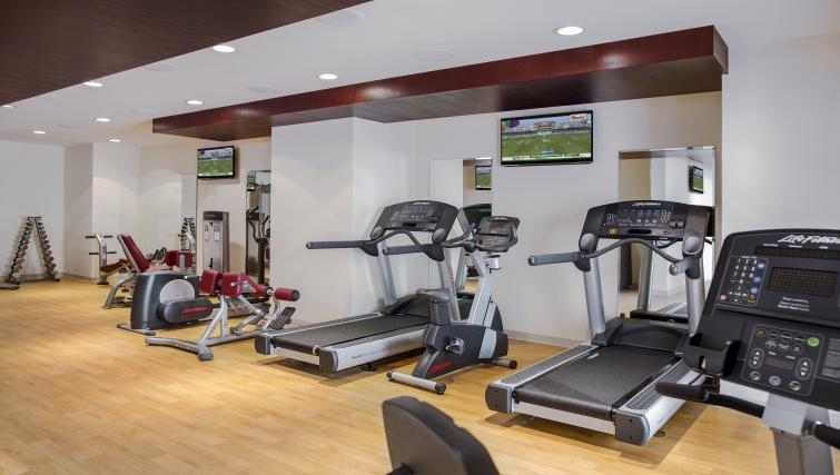 Gym at Sedra Residences