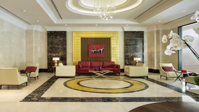 Lobby at Sedra Residences