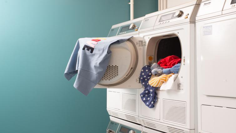 Laundry facilities at Staybridge Suites Liverpool