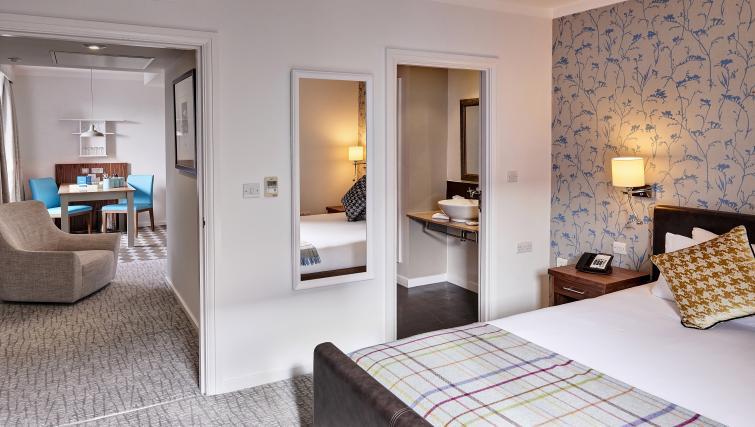 Bedroom at Staybridge Suites Liverpool
