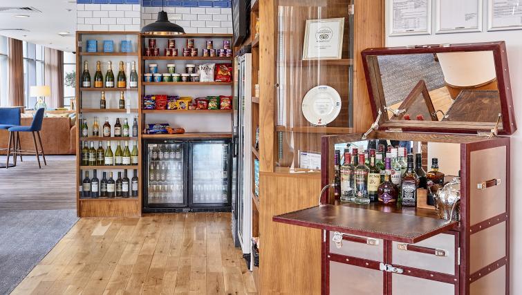 Bar at Staybridge Suites Liverpool