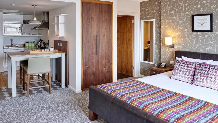 Studio apartment at Staybridge Suites Liverpool