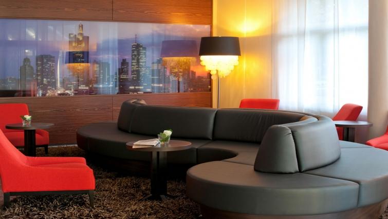 Executive studio in Mercure Frankfurt Messe Apartments