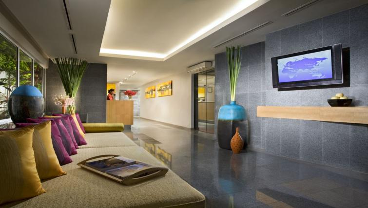 Lobby at Citadines Sukhumvit 16 Apartments