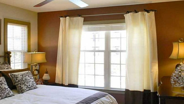 Bedroom at Gables Sheridan Apartment