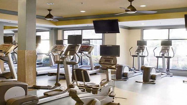 Gym at Gables Sheridan Apartment