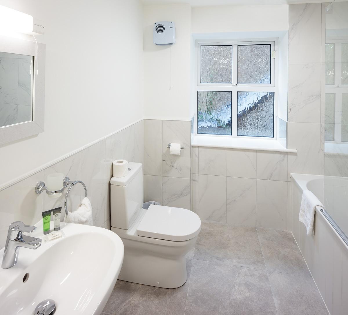 WC at Baggot Rath House Apartments, Ballsbridge, Dublin