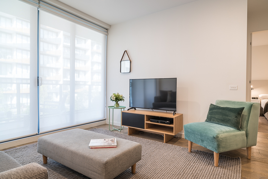 TV at Sandy Hill Apartments