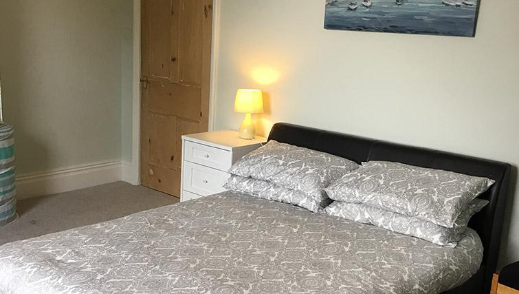 Bed at Barrington House