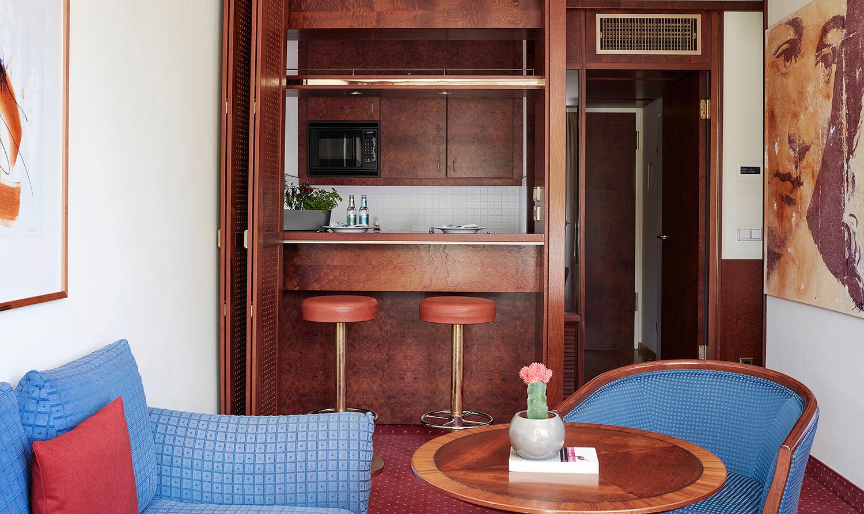 Kitchen at Living Hotel Weißensee Apartments, Weisensee, Berlin