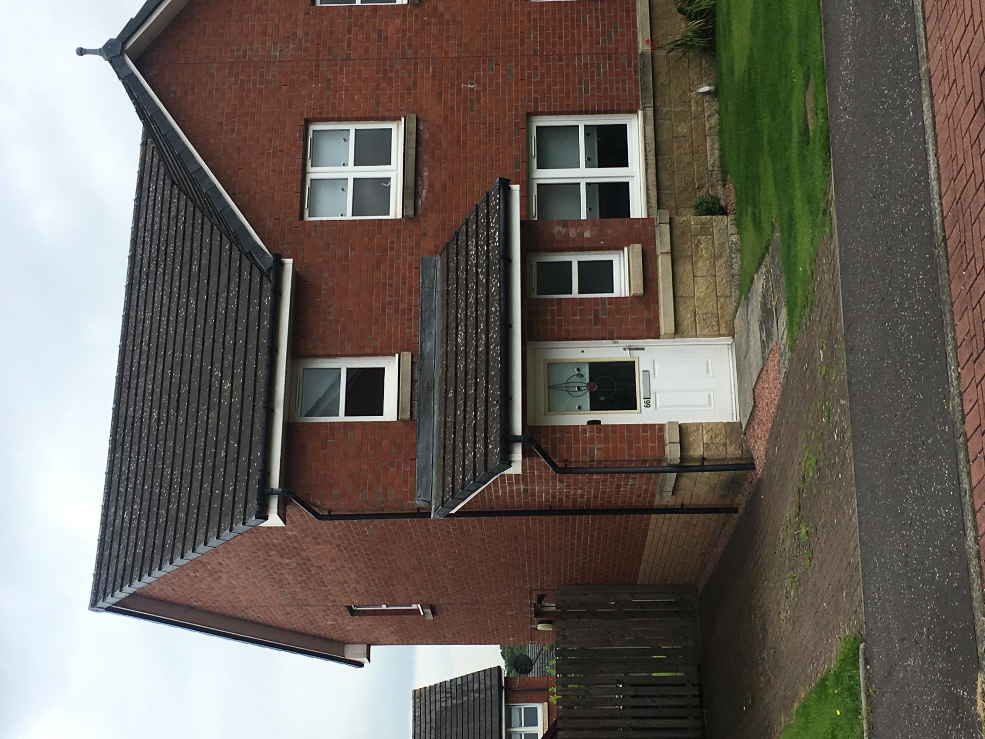 Exterior of Brambling House