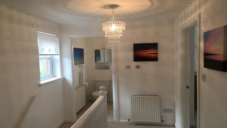 Hallway at Brambling House