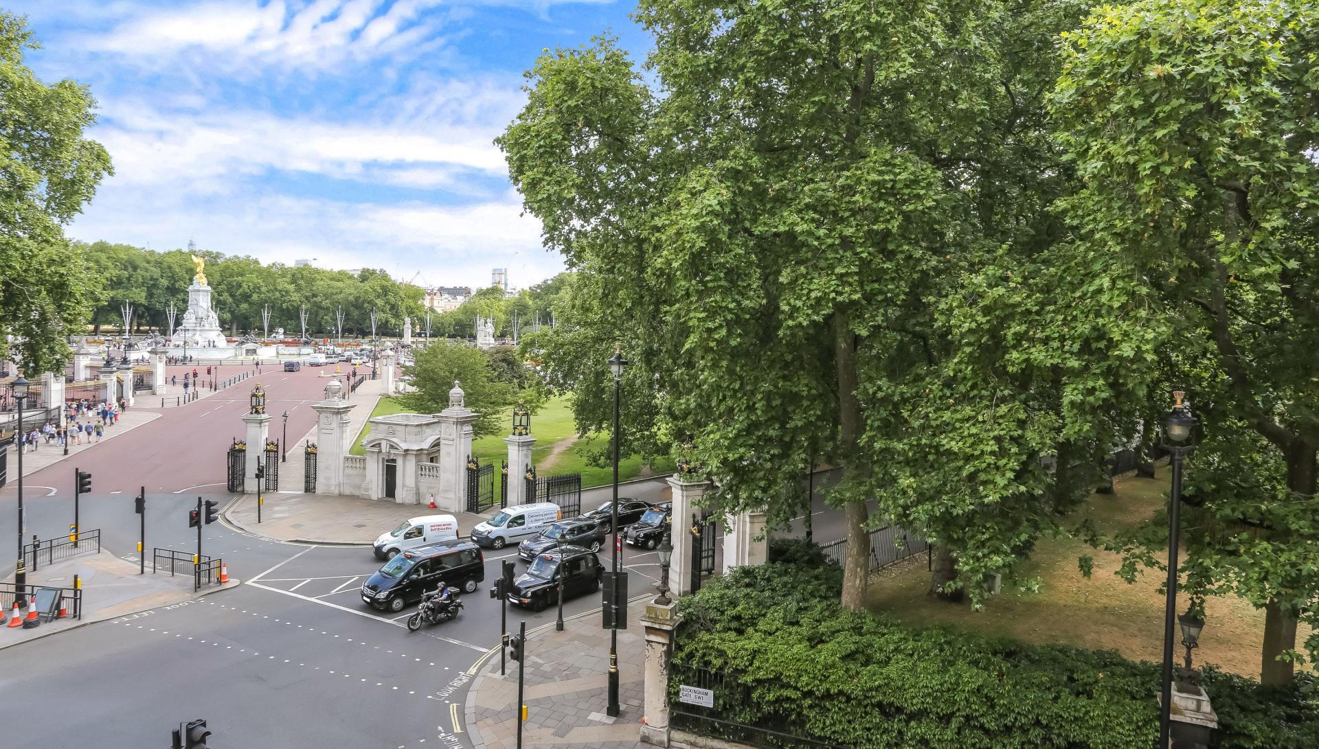 Exterior at Buckingham Gate Apartments