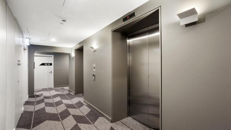 Lifts at Platinum City Serviced Apartments