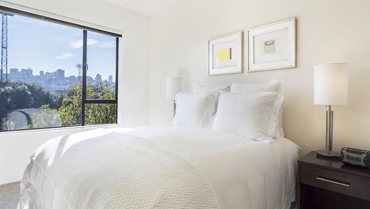 Bedroom at Marina Cove Apartment