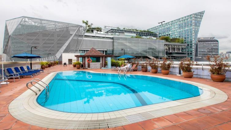 Pool at Orchard Point Serviced Apartments, Singapore