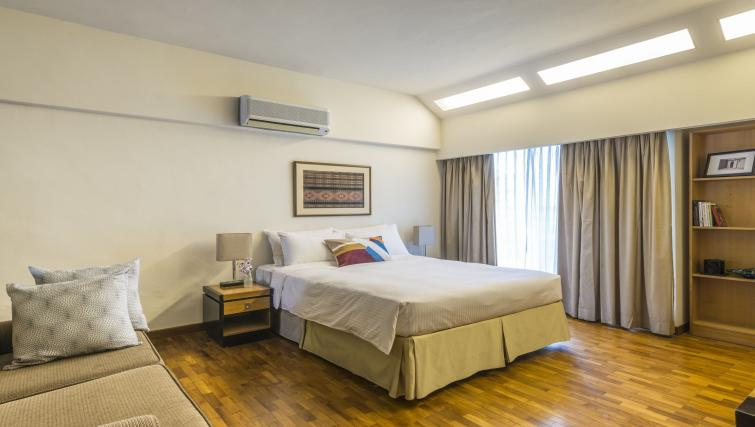 Bedroom at Orchard Point Serviced Apartments, Singapore