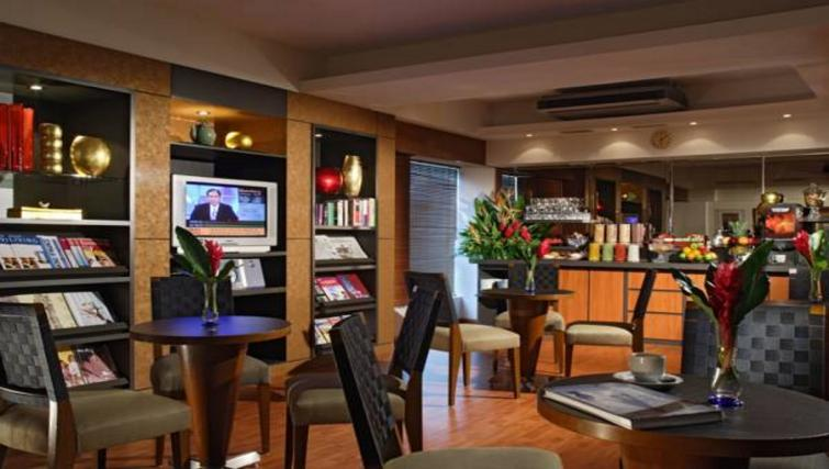 Communal area at Orchard Point Serviced Apartments, Singapore