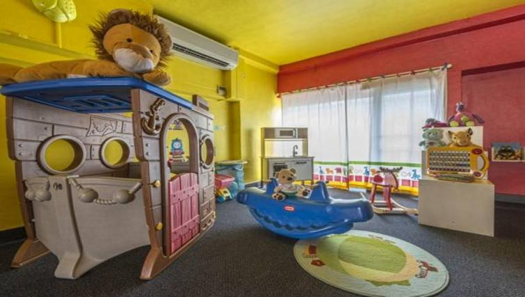 Kids room at Orchard Point Serviced Apartments, Singapore